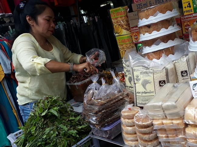 Dac san Thai Lan, Campuchia do bo cho truyen thong