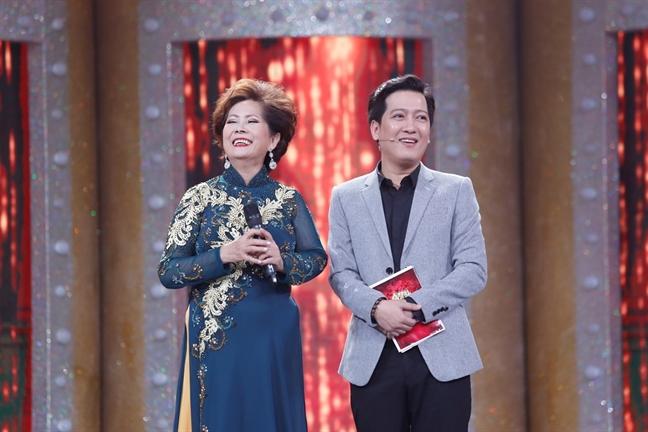 NSUT Kim Xuan 'chinh' Truong Giang tren song truyen hinh