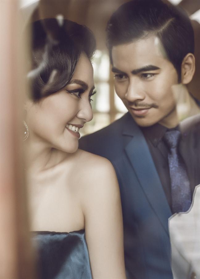 Dien vien Ngoc Lan: 'Thanh Binh la nguoi chong hoan hao'