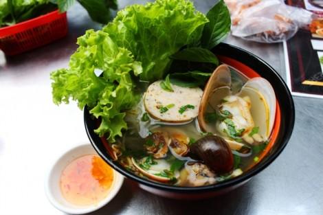 Những kiểu hủ tiếu hải sản được yêu thích ở Sài Gòn