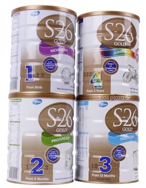Các bà mẹ bỉm sữa hoang mang vì nhiều lô sữa S26 bị thu hồi