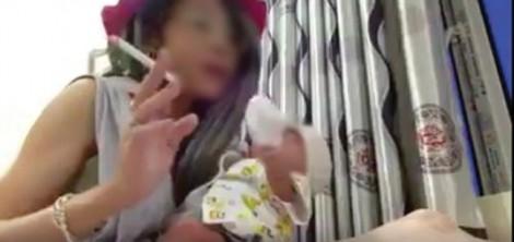Mẹ hư hỏng, quái gở: Liệu có bị tước quyền làm mẹ?