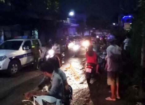 Hàng chục côn đồ Sài Gòn thuê 3 ôtô về Biên Hòa đòi nợ