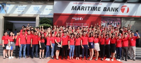 Maritime Bank trao 30.000 giải thưởng tiền mặt nhân dịp sinh nhật