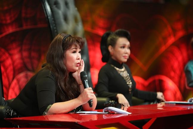 Viet Huong quyet khong 'kinh lao' voi NSND Hong Van vi thi sinh