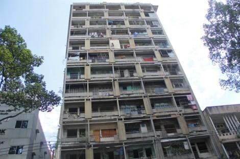 Đề nghị tăng mức hỗ trợ bồi thường cho các hộ dân ở chung cư cũ