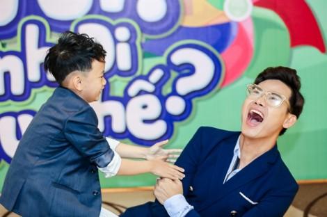 MC Hồng Phúc: 'Chuyện vui chơi cùng con với tôi là điều xa xỉ'