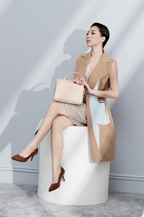 Tóc Tiên gợi ý mặc đẹp với phong cách khi dịu dàng, lúc cá tính