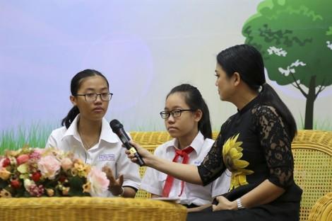 Từ đứa trẻ đỏ hỏn trước cổng chùa, đến ước mơ thành nữ chính trị gia
