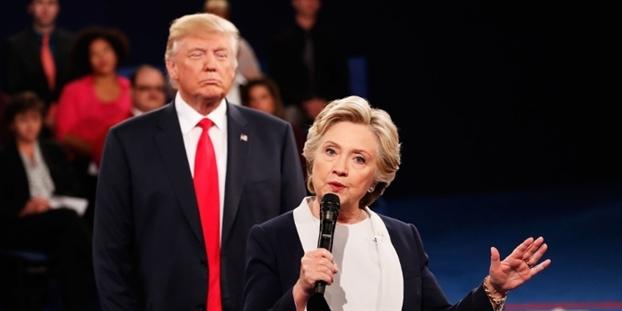That cu Tong thong My 2016 - Hillary da sai dieu gi?