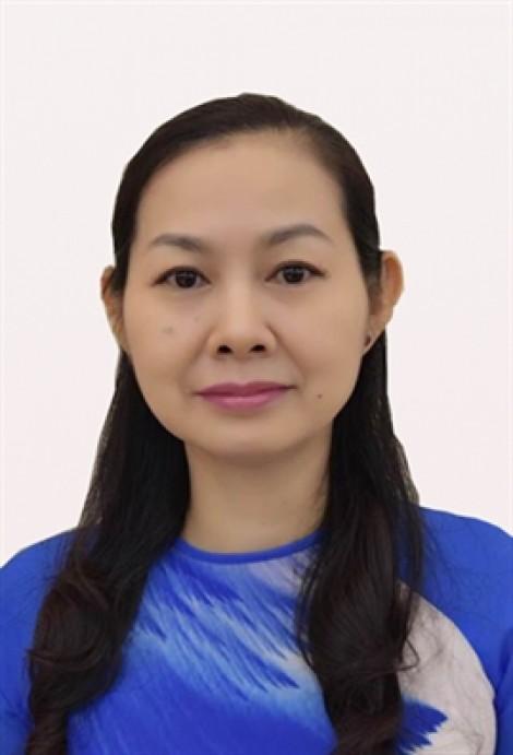 Bà Lâm Thị Ngọc Hoa giữ chức Phó chủ tịch thường trực Hội LHPN TP.HCM