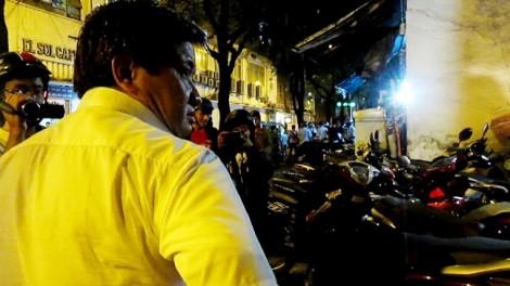 Bốn bãi xe 'khủng' ở trung tâm TP ngưng hoạt động sau kiểm tra của ông Đoàn Ngọc Hải