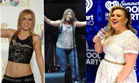 Những sao Hollywood từng bị chê thừa cân, béo phì