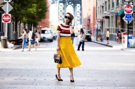 Xu hướng thời trang hot nhất tháng 9