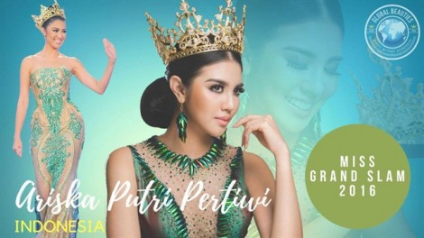 Lộ diện hoa hậu đẹp nhất thế giới năm do 'Global Beauties' bình chọn