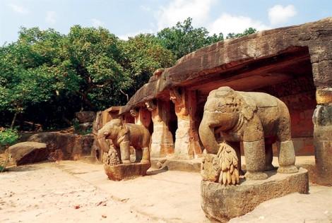 Đến Udayagiri để nghe chuyện 2.000 năm cũ