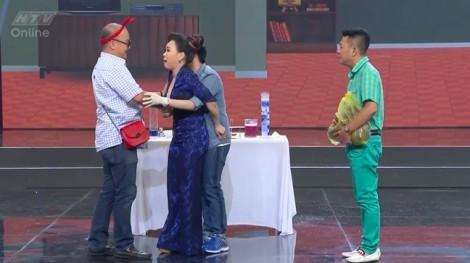 Tấn Beo dành trọn tiền thưởng tặng diễn viên Nguyễn Hoàng trị bệnh