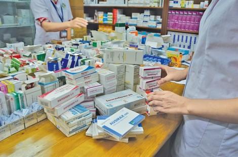 Thuốc của công ty 'ma' tràn ngập các bệnh viện?