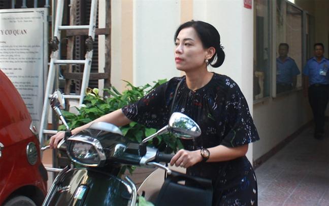 Vo Xuan Bac: 'Toi cam chong toi lam giam doc'
