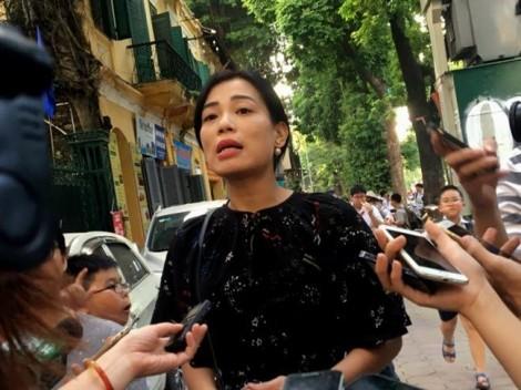 Vợ Xuân Bắc: 'Tôi cấm chồng tôi làm giám đốc'