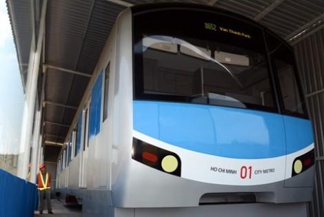 Thiết kế mới tàu metro đầu tiên ở Sài Gòn thay đổi như thế nào ?