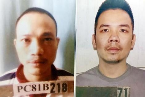 Hai tử tù mở cùm chân, phá tường phòng biệt giam để vượt ngục như thế nào?
