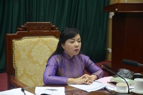 Chính thức thanh tra trách nhiệm Bộ trưởng Bộ Y tế