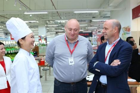Auchan Việt Nam ra mắt dự án ẩm thực dành cho người Việt