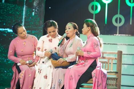 4 chị em ròng rã 5 năm thi hát với hy vọng tìm lại người thân bị thất lạc nhiều năm