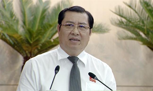 UBKTTW de nghi Bo Chinh tri xem xet ky luat ong Nguyen Xuan Anh