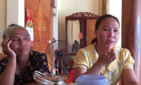 Thai phụ tử vong trong tư thế treo cổ, cha già đội đơn cầu cứu