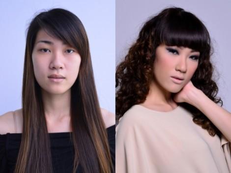 Người mẫu Ngọc Thuý thay đổi hình ảnh theo đuổi cuộc thi Hoa hậu hoàn vũ