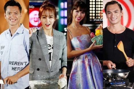 Hà Anh: 'Với chồng, tôi luôn là vua đầu bếp'