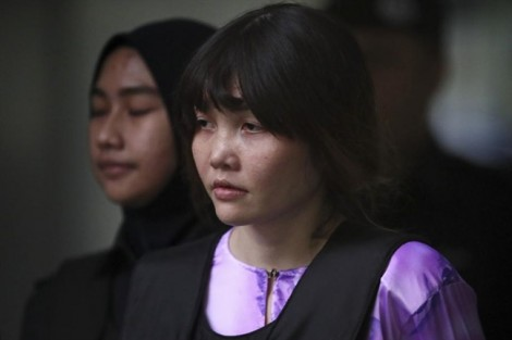 Tòa Malaysia phát video bất lợi cho Đoàn Thị Hương