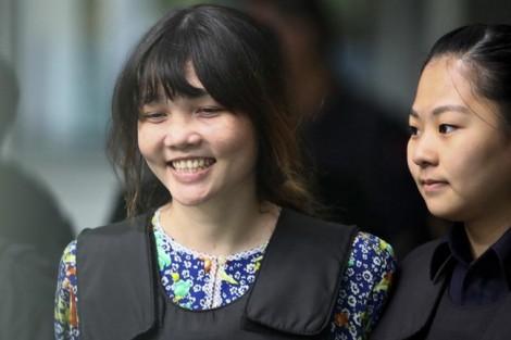 Vụ xử Đoàn Thị Hương: Công tố viên tiết lộ vai trò hai bị cáo