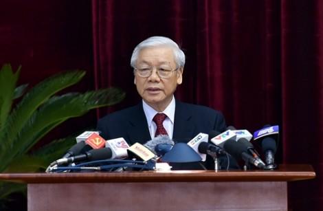 Tổng bí thư: Kỷ luật Bí thư Đà Nẵng Nguyễn Xuân Anh là bài học đau xót cho tất cả