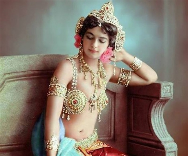 Huyen thoai Mata Hari:  Diep vien quyen ru hay chi la ke oan khuat nong bong? (P.1)