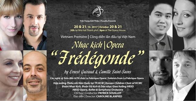 Cong dien nhac kich Hoang hau Fredegonde