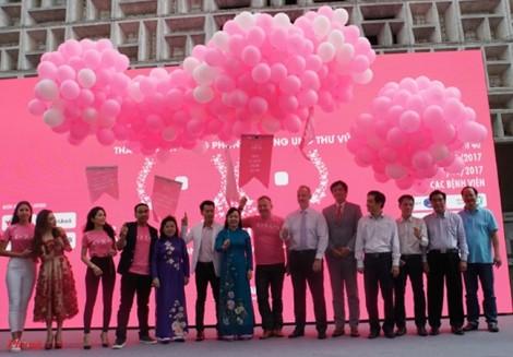 Khám ung thư vú miễn phí cho 10.000 phụ nữ tại Hà Nội, Huế và TP.HCM