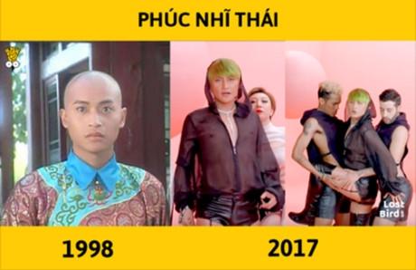 Nhi Thai cua 'Hoan chau cong chua' bi chi trich vi an mac phan cam va nhay dung tuc