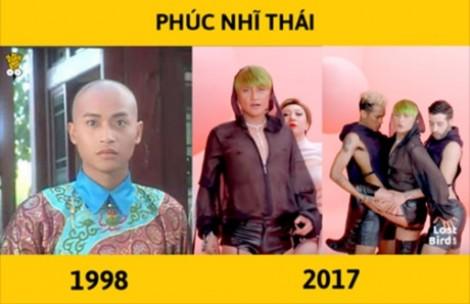Nhĩ Thái của 'Hoàn châu công chúa' bị chỉ trích vì ăn mặc phản cảm và nhảy dung tục