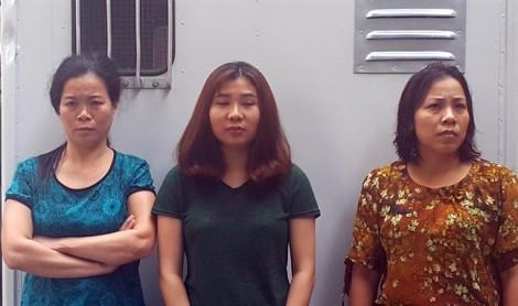 Bốn 'nữ quái' điều hành đường dây đánh bạc 'khủng' hơn 30 tỷ đồng