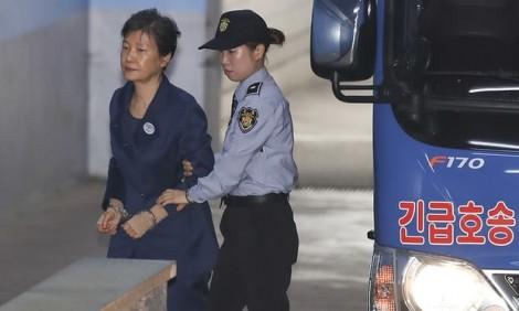 Cựu Tổng thống Hàn Quốc không thể hầu tòa vì vấn đề sức khỏe