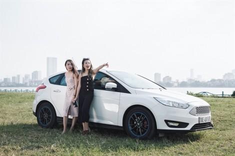 Ford Focus Trend 2017 - Xe gia đình dành cho phụ nữ hiện đại
