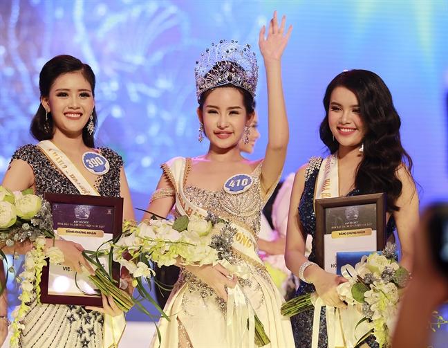 HH Dai duong Dang Thu Thao: 'Anh Vo Viet Chung khong he giup do toi, sao noi toi vo on?'