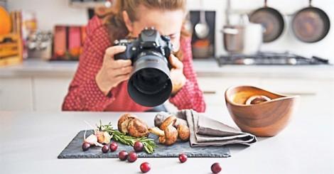 Food stylist - 'Phù thủy' cho món ăn