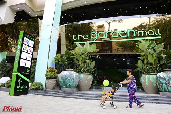 Can canh 'lot xac' cua Thuan Kieu Plaza sau 20 nam bo hoang