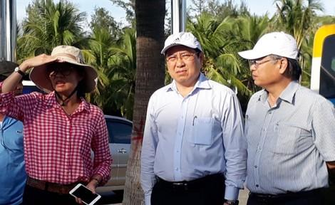 Chủ tịch Đà Nẵng kêu gọi toàn dân khắc phục hậu quả bão