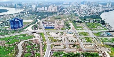 TP.HCM: Đất 'vàng' phải đấu giá, không dùng để thanh toán các dự án BT