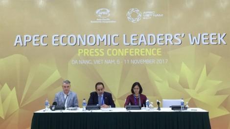 CEO của APEC lạc quan về triển vọng kinh tế của khu vực